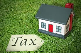 REAL ESTATE TAXES IN A NUTSHELL