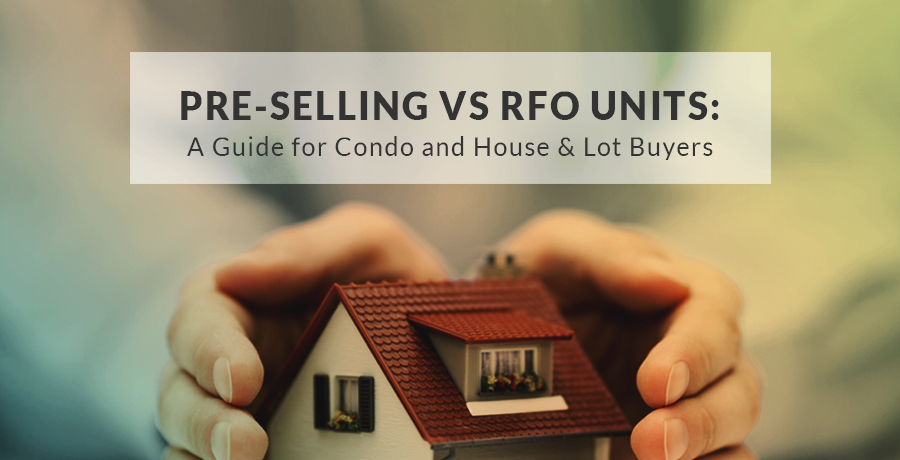 The Truth About Pre-Selling vs. Resale Condo Units