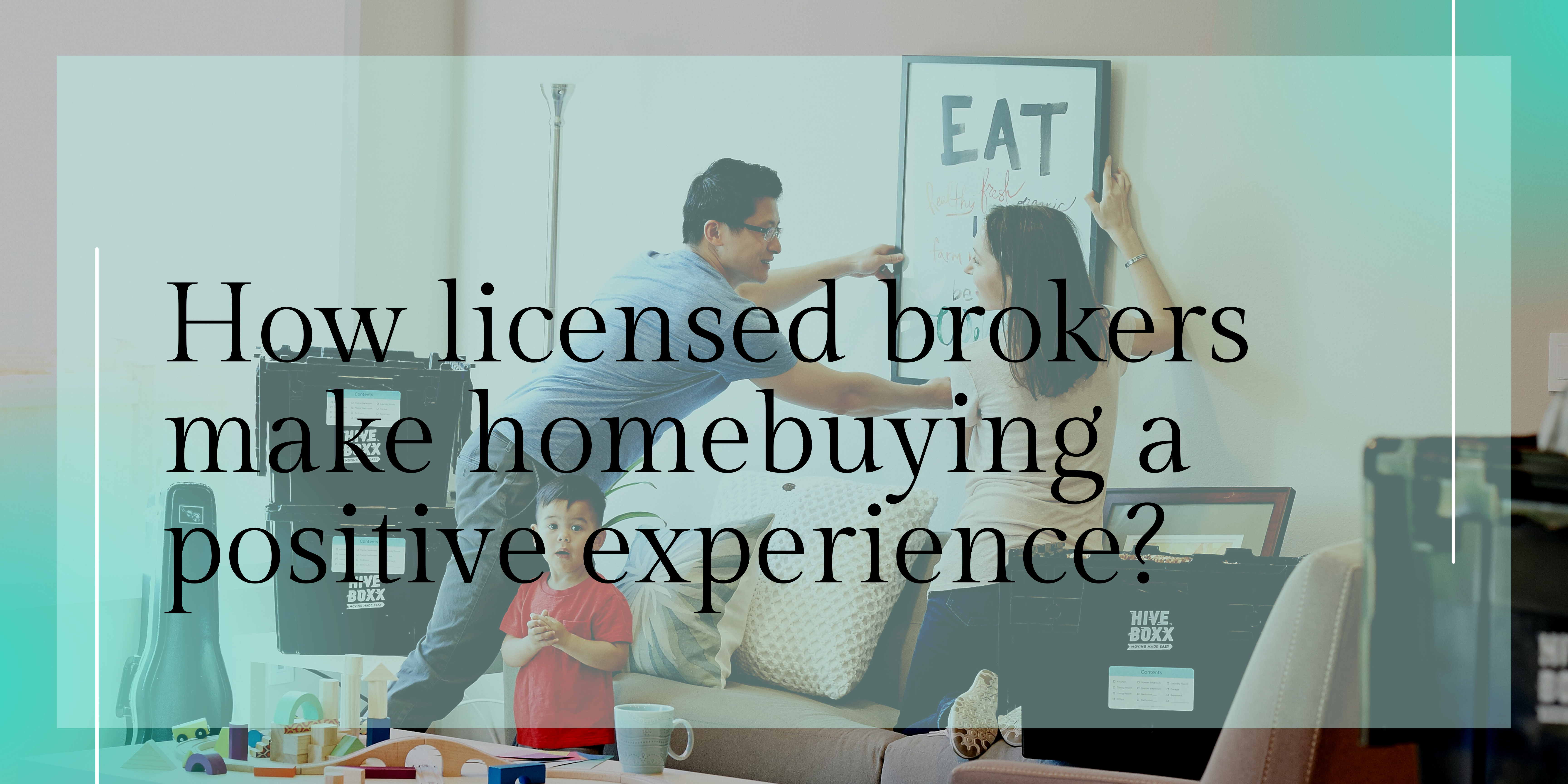 How Licensed Brokers Can Help First Time Home Buyers
